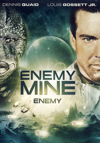 Enemy Mine (Enemy) (Bilingual) DVD Movie