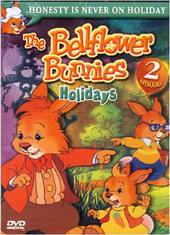 The Bellflower Bunnies - Holidays DVD Movie
