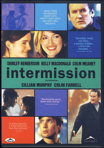 Intermission (bilingual) DVD Movie