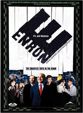 Enron - The Smartest Guys in the Room (Bilingual) DVD Movie