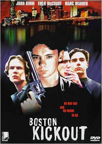 Boston Kickout DVD Movie
