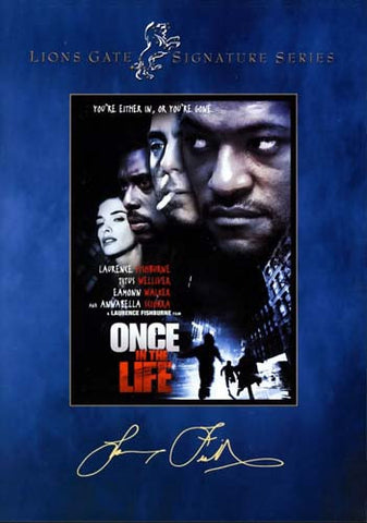 Once in the Life (Lion's Gate Signature Series) DVD Movie