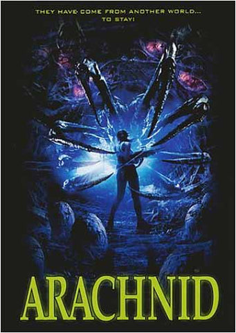 Arachnid DVD Movie