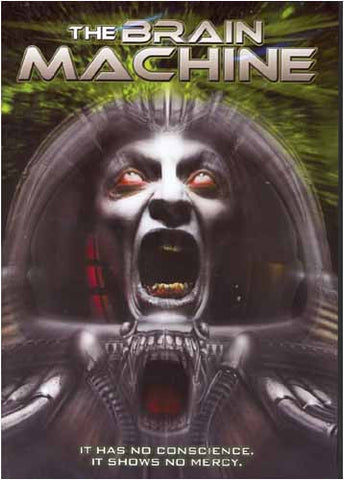 The Brain Machine DVD Movie