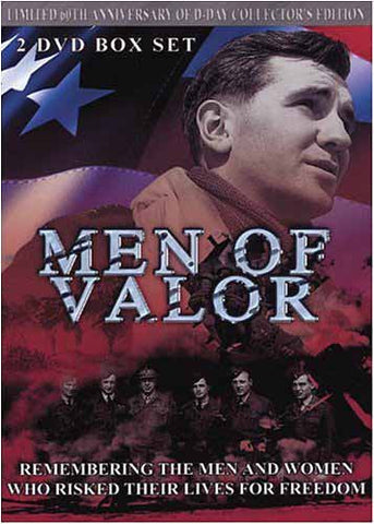 Men of Valor - Limited 60Th Anniversary Of D-Day / Collector's Edition DVD Movie