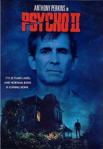 Psycho II DVD Movie