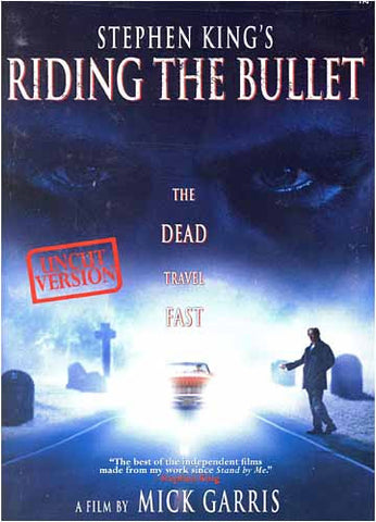 Riding the Bullet (Uncut Version) (Widescreen Edition) DVD Movie