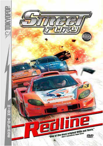 Street Fury - Redline DVD Movie