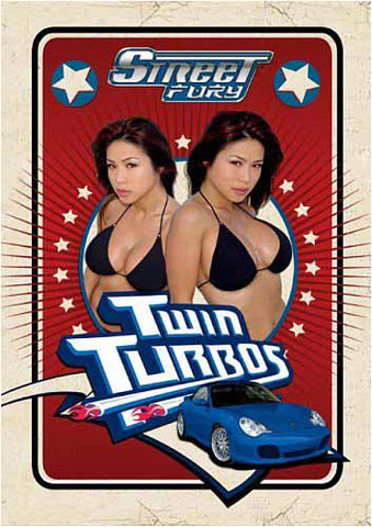 Street Fury - Twin Turbos DVD Movie