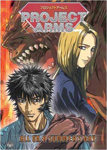 Project Arms - All on a Summer's Day - Vol.5 DVD Movie