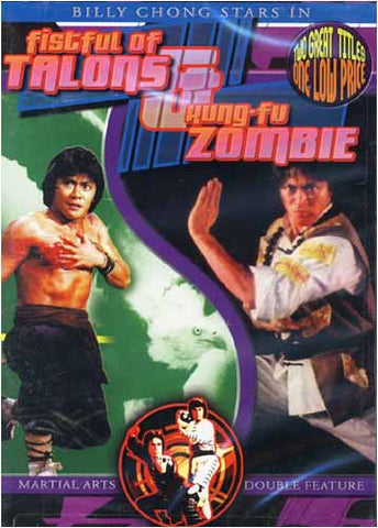 Fistful of Talons / Kung-Fu Zombie DVD Movie
