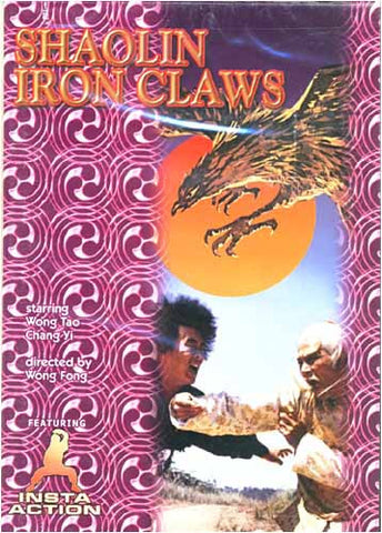 Shaolin Iron Claws DVD Movie