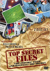 Top Secret Files - The Psychic Files and Roswell! Top Secret