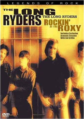 The Long Ryders - Rockin' At The Roxy DVD Movie