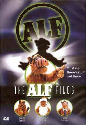 The Alf Files DVD Movie