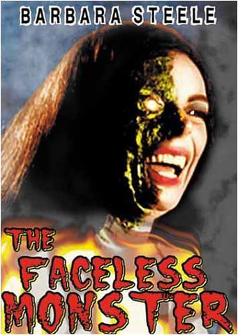 The Faceless Monster DVD Movie