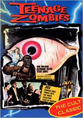 Teenage Zombies DVD Movie