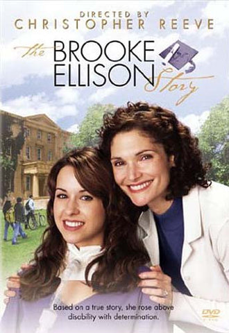 The Brooke Ellison Story DVD Movie