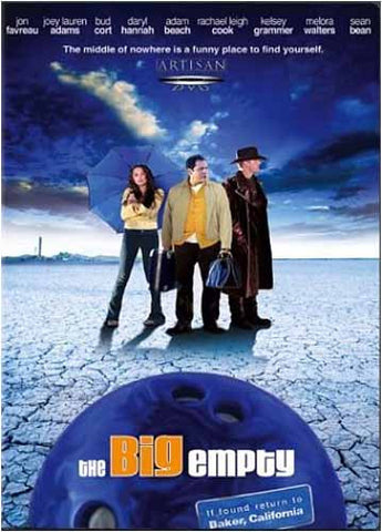 The Big Empty DVD Movie