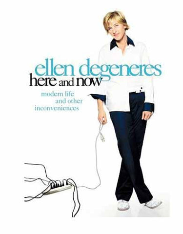 Ellen DeGeneres - Here and Now DVD Movie