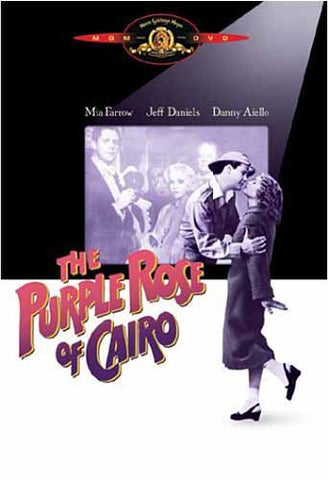 The Purple Rose of Cairo (MGM) DVD Movie