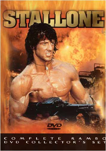 Rambo - Complete Collector's Set (Widescreen Edition) (Boxset) DVD Movie