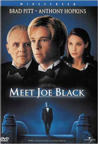 Meet Joe Black DVD Movie
