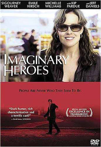 Imaginary Heroes DVD Movie