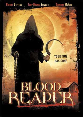 Blood Reaper DVD Movie