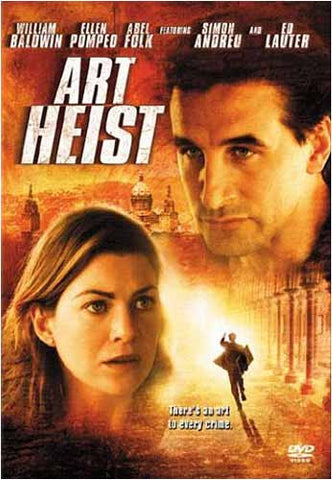 Art Heist DVD Movie
