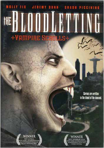 The BloodLetting DVD Movie