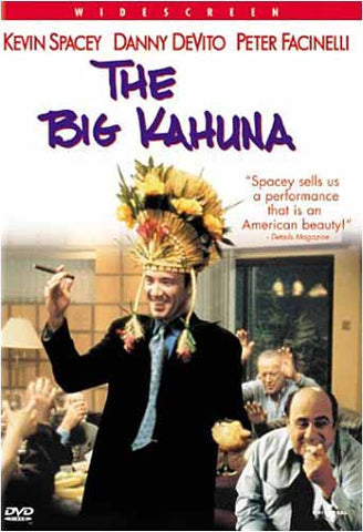 The Big Kahuna (Widescreen) (White Cover) DVD Movie