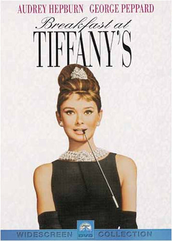 Breakfast At Tiffany's DVD Movie