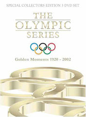 The Olympic Series - Golden Moments 1920-2002 (Boxset)