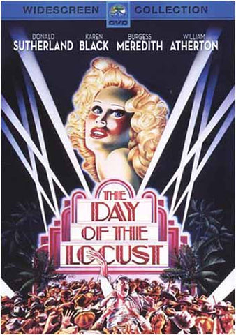 The Day of the Locust DVD Movie