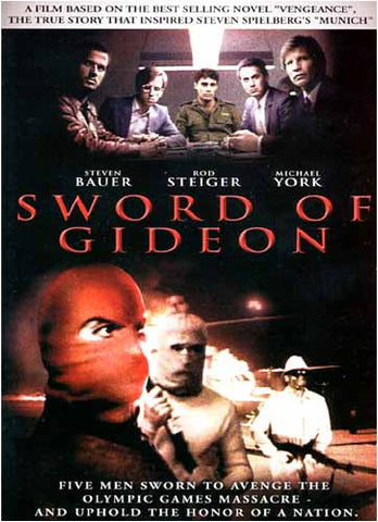 Sword of Gideon (Michael York) (Bilingual) DVD Movie