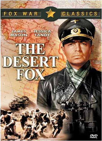 The Desert Fox DVD Movie