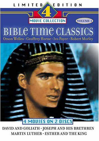 Bible Time Classics - Volume 1 DVD Movie