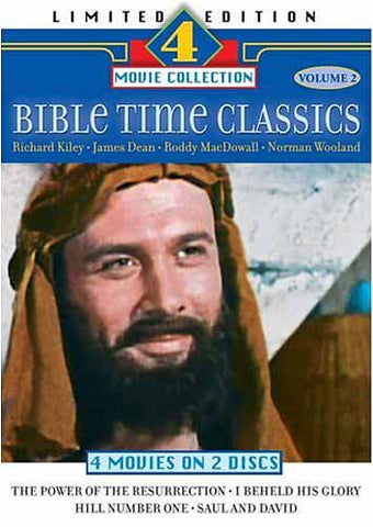 Bible Time Classics - Volume 2 DVD Movie