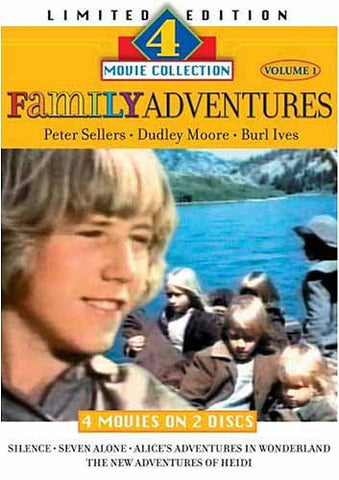 Family Adventures: Volume 1 DVD Movie