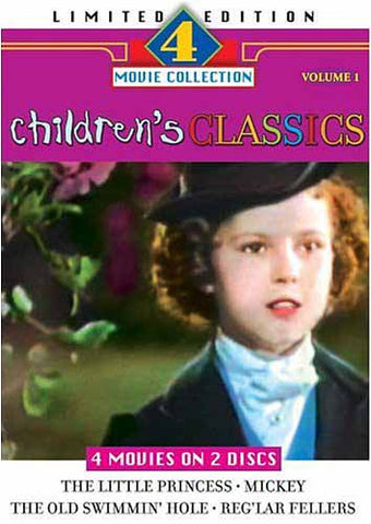 Children's Classics: Volume 1 DVD Movie