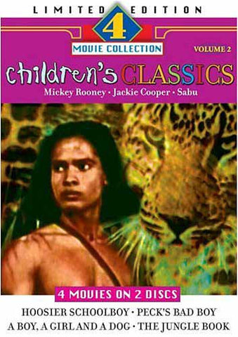 Children's Classics: Volume 2 DVD Movie
