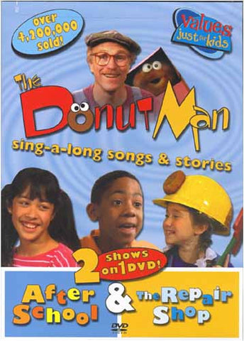 The Donut Man : After School and The Repair Shop DVD Movie