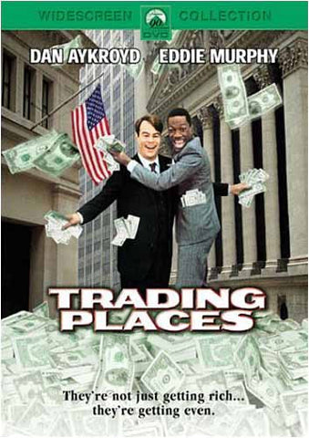 Trading Places DVD Movie