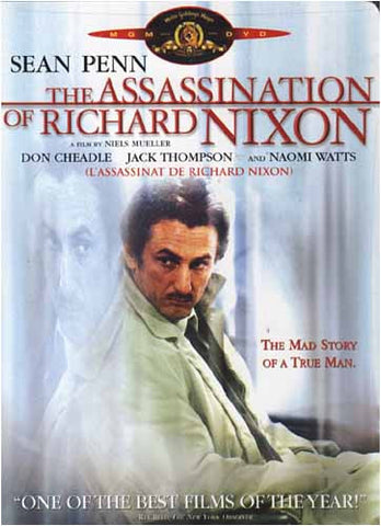 The Assassination of Richard Nixon (MGM) (Bilingual) DVD Movie