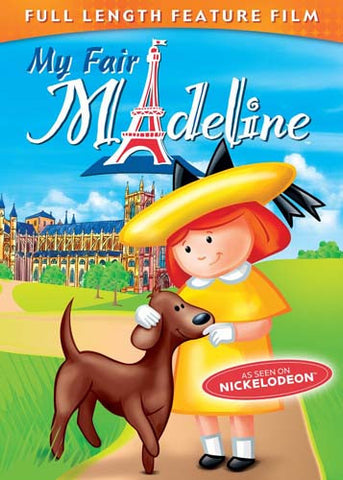 My Fair Madeline DVD Movie