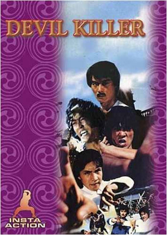 Devil Killer DVD Movie