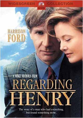 Regarding Henry DVD Movie