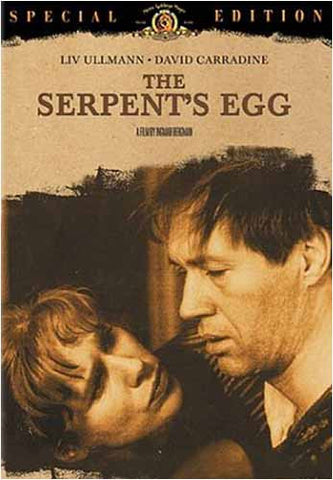 The Serpent's Egg DVD Movie