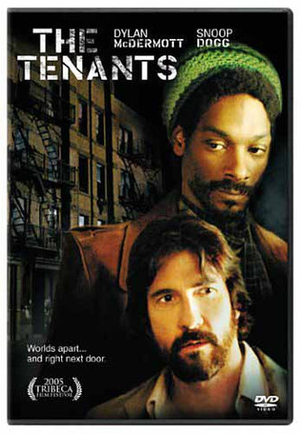 The Tenants DVD Movie